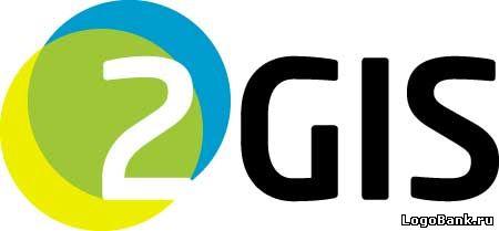 Логотип 2GIS