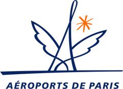 Логотип «Aéroports de Paris&raquo