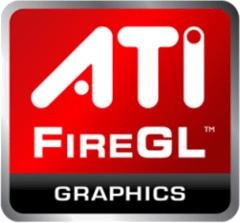 Логотип ATI FireGL