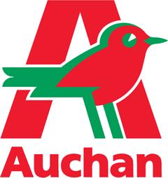 Логотип Auchan