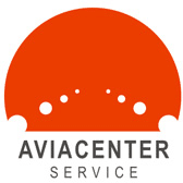 Логотип Aviacenter Service