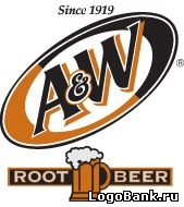 Логотип A-&-W