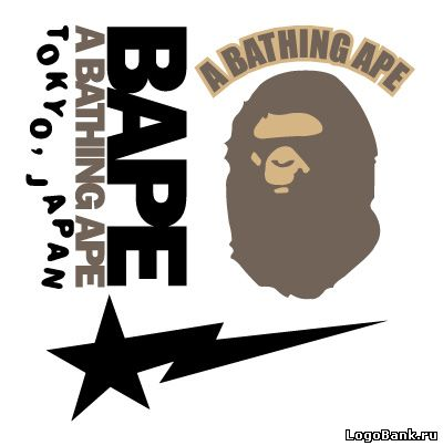 Логотип A Bathing Ape