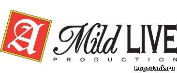 Логотип A Mild live production