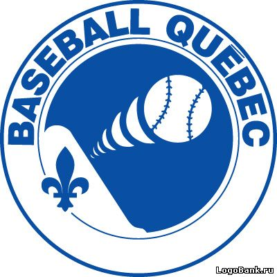 Логотип Baseball Quebec