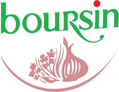 Логотип Boursin