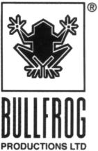 Логотип Bullfrog Productions