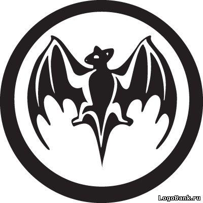 Логотип BACARDI BAT