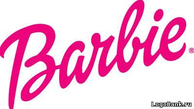Логотип Barbie