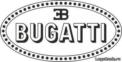 Логотип Buggatti