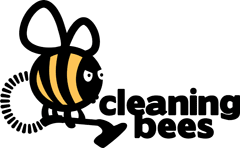 Логотип Cleaning bees
