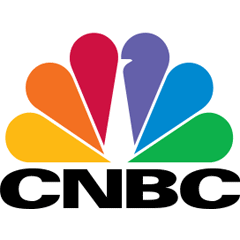 Логотип CNBC