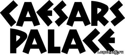 Логотип CAESARS PALACE