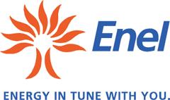 Логотип Enel