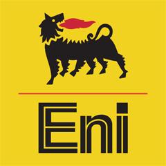 Логотип Eni
