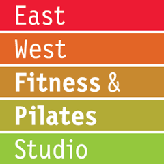 Логотип East-West Fitness & Pilates Studio