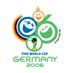 Логотип «Чемпионат мира по футболу 2006&raquo