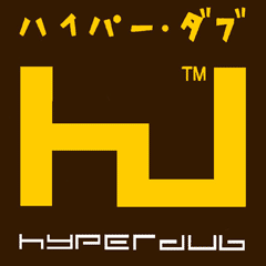 Логотип Hyperdub