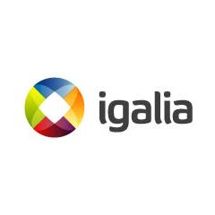 Логотип Igalia