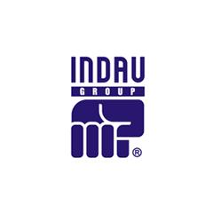 Логотип Indau
