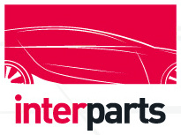 Логотип Interparts