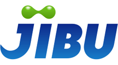 Логотип Jibu