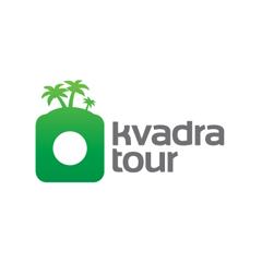 Логотип Kvadra Tour
