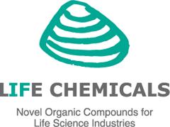 Логотип Life Chemicals