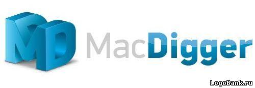 Логотип Macdigger