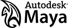 Логотип Maya