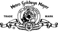 Логотип Metro-Goldwyn-Mayer