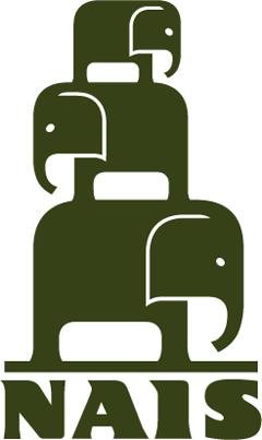 Логотип Nais