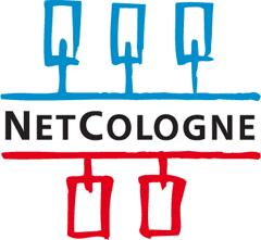 Логотип NetCologne