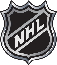Логотип NHL