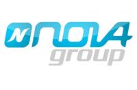 Логотип Nova Group
