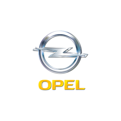 Логотип Opel, 2007-2009