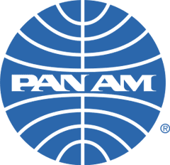 Логотип Pan American World Airways
