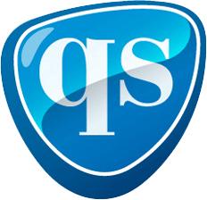 Логотип QS