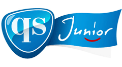 Логотип QS Junior
