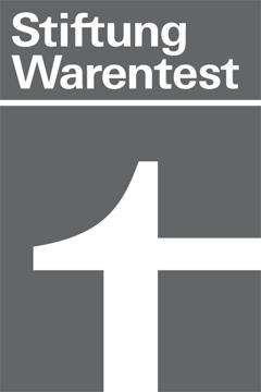 Логотип Stiftung Warentest