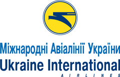 Логотип Ukraine International Airlines