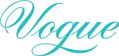Логотип Vogue