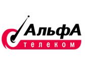 Логотип «Альфа Телеком&raquo