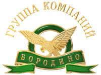 Логотип «Бородино&raquo