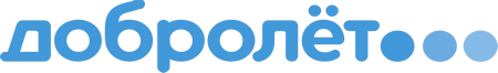 Логотип «Добролет&raquo
