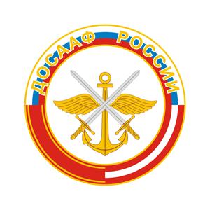 Логотип «ДОСААФ&raquo