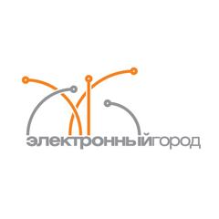 Логотип «Электронный город&raquo