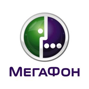 Логотип «Мегафон 3D&raquo