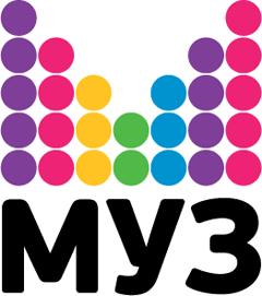 Логотип «Муз-ТВ&raquo