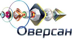 Логотип «Оверсан&raquo
